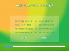大白菜Windows8.1 多驱动装机版64位 2021.04